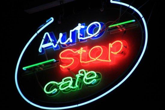 Auto Stop Cafe