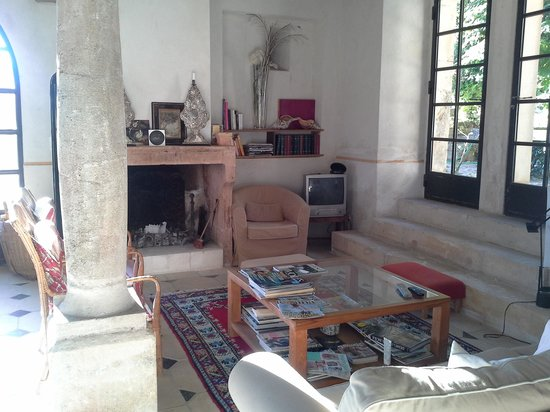 La Bastide des Magnans : interno 1