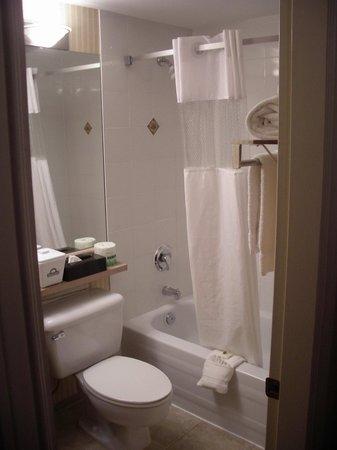 Days Inn - Vancouver Airport: The bathroom