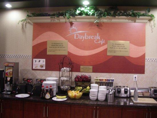 Days Inn - Vancouver Airport: Breakfast