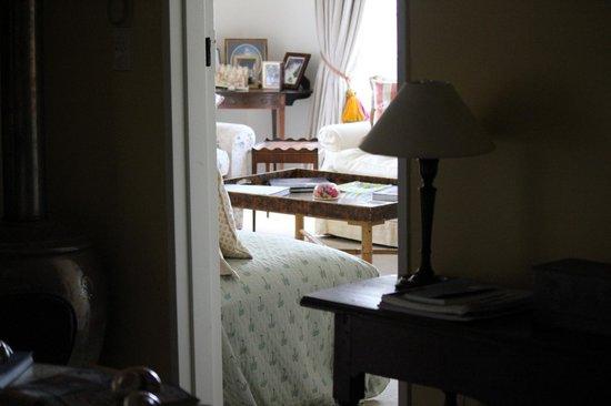 Cornerway House: Soggiorno