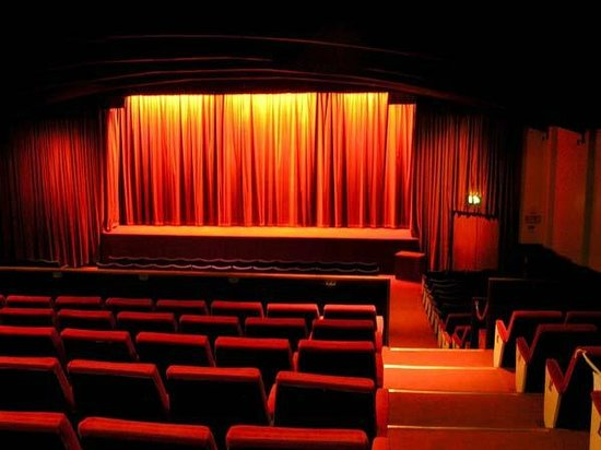 Cottage Road Cinema: Inside Cottage Road
