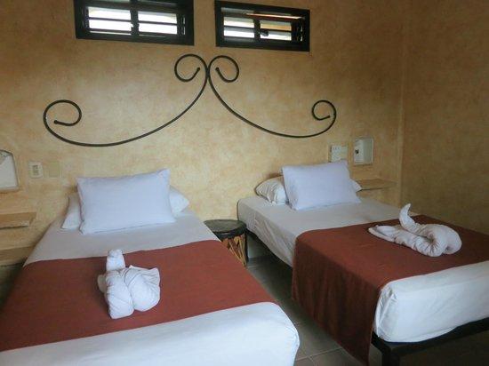 Barrio Latino Hotel: Quarto duplo