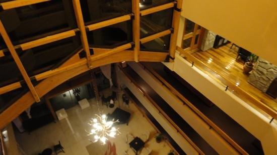 Cacique Inacayal Lake & Spa Hotel: Hotel Cacique Inacayal