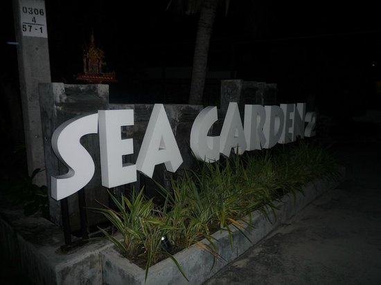 Sea Garden 2 Resort : front of hotel
