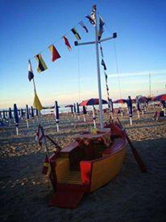 Ristorante Sailors Club : Barca del Sailors
