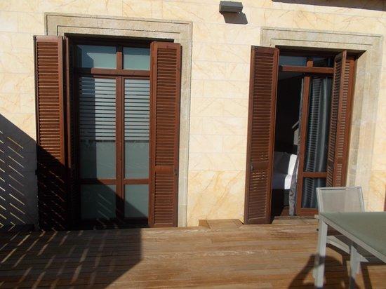 Exe Ramblas Boqueria : Terrace room 101