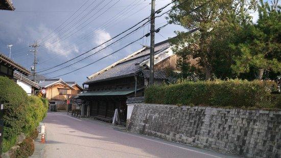 Former Wachusan Original House