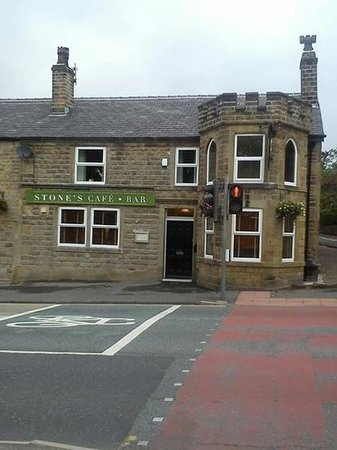 Stone's Cafe Bar, 415 Rochdale Old Road, Bury, BL9 7TB