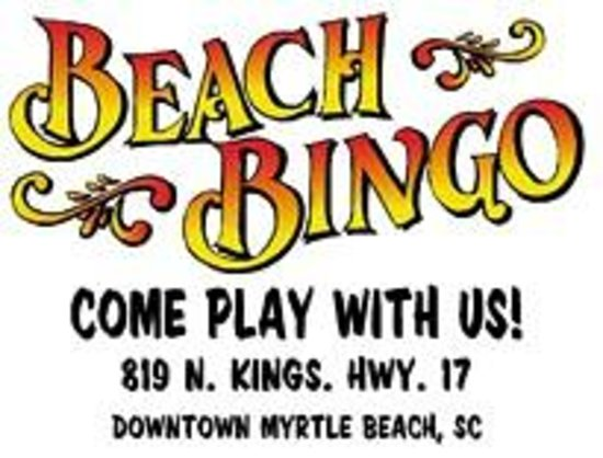 Downtown Beach Bingo