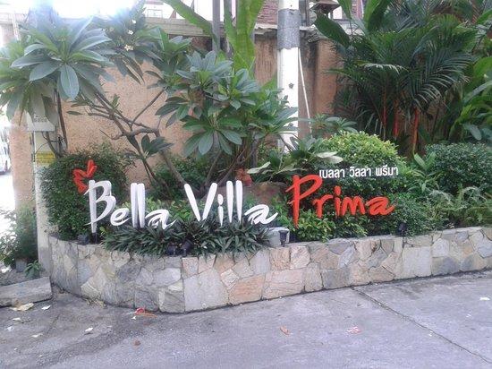 Bella Villa Prima Hotel: Вход