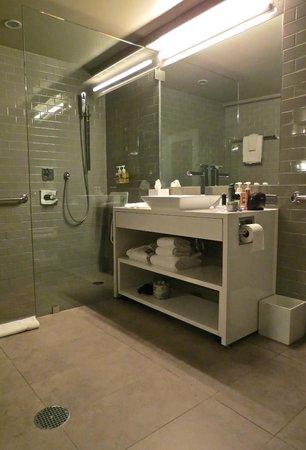 The Out NYC: bathroom