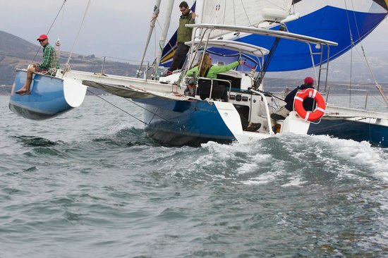 Pierpont Performance Sailing: A weekend in the Channel Islands