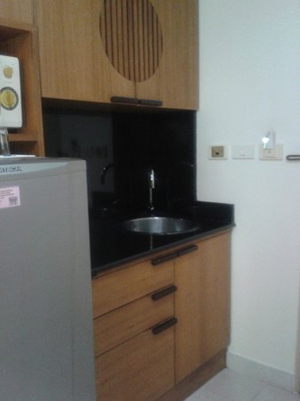 Bella Villa Prima Hotel: Кухня