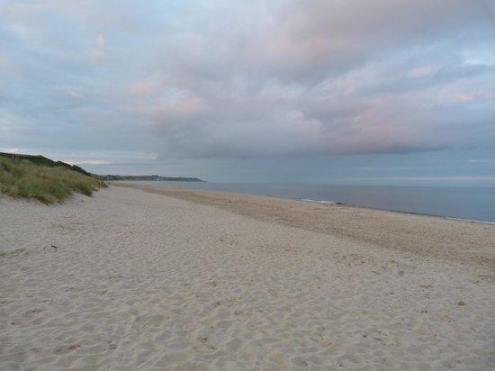 Curracloe Holiday Villas: curracloe beach