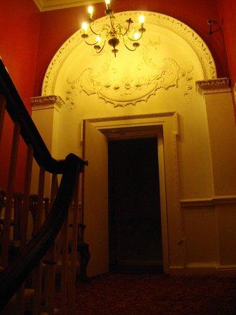 Barry's Hotel: Le premier étage