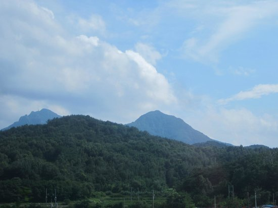 Hotel Geumosan: Mountain Views!