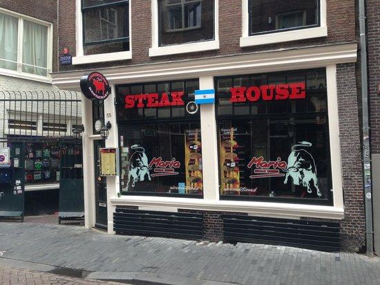 steakhouse amsterdam west