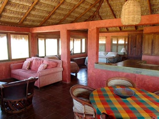 Baja Bungalows : second floor of the big house--amazing!