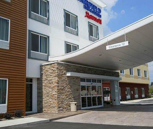 Fairfield Inn & Suites Elmira Corning: A welcome sight after a long ride