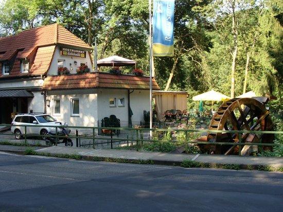 Neuwied, Almanya: Laubachs Mühle