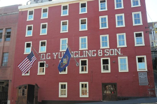 D.G. Yuengling and Son Brewery : Yuengling Brewery