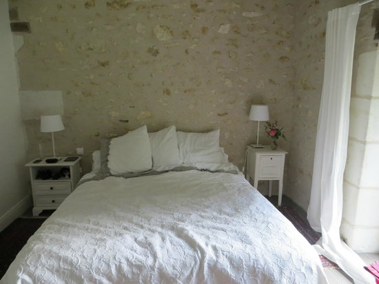 Le Moulin du Mesnil : Bedroom