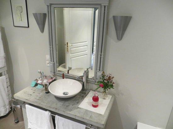 Le Moulin du Mesnil : Bathroom
