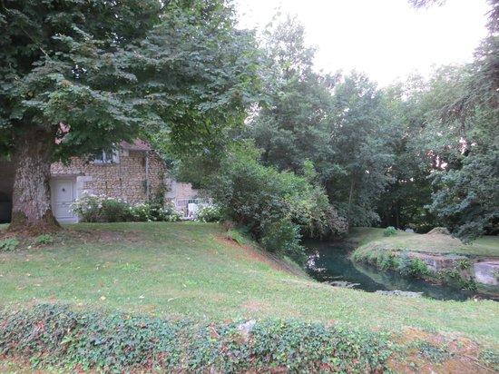 Le Moulin du Mesnil : The separate suite
