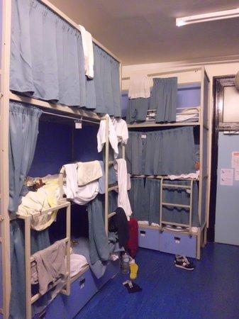 Smart Russell Square Hostel: habitaciones
