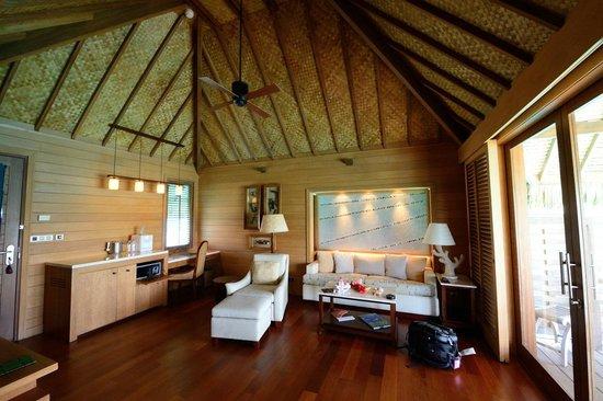 Four Seasons Resort Bora Bora: hotel four seasons