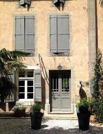 Metairie Montplaisir: the house