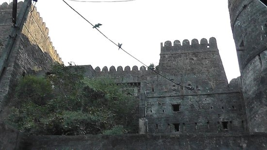 Junagadh, India: Uparkot fort