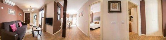 Apartamentos turisticos Casas de los Reyes: Detalle Apartamento