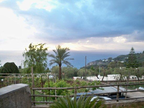 Hotel Il Girasole: panorama