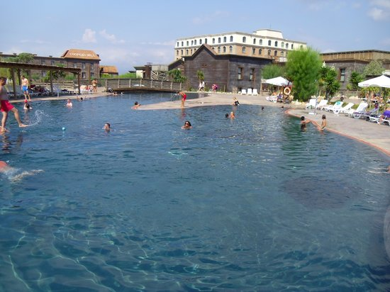 PortAventura Hotel Gold River : Main swimming pool