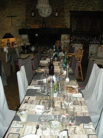 Le Gensake: Table