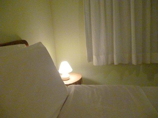 Chez Domaine - Hospedagem Rural Orgânica: cama de solteiro