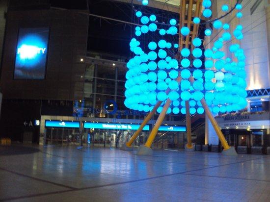 British Music Experience: a arena O2 (shopping onde fica a atração)