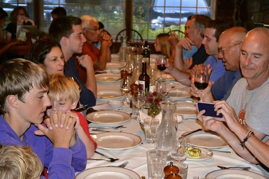 Orange Torpedo Rafting Trips: Family Style at the Steamboat Inn