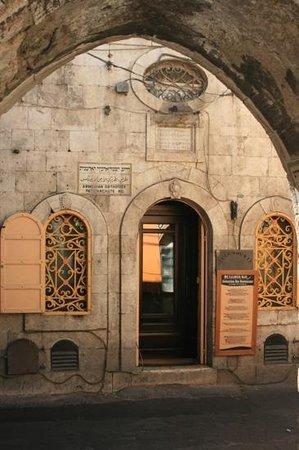 Bulghourji: un restaurant dans le quartier arménien