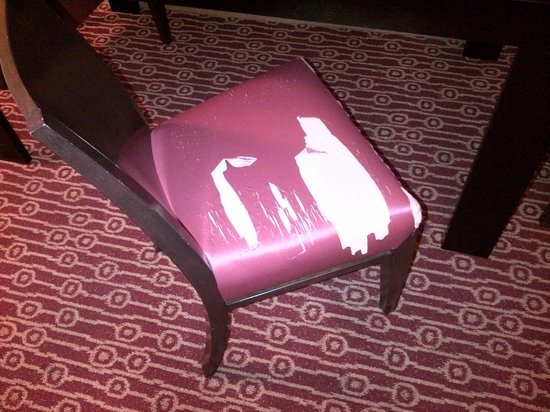 TownePlace Suites Jacksonville Butler Boulevard: Great chair