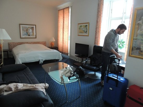 Hotel Amager: la nostra Junior Suite