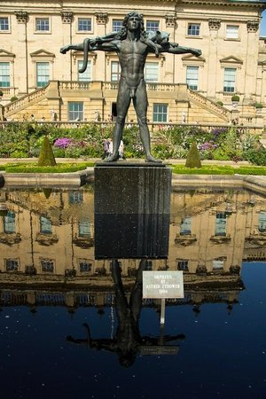 Statue of Orpheus - Picture of Harewood House, Leeds