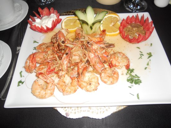 Conny's Restaurant And Bar: Scampi