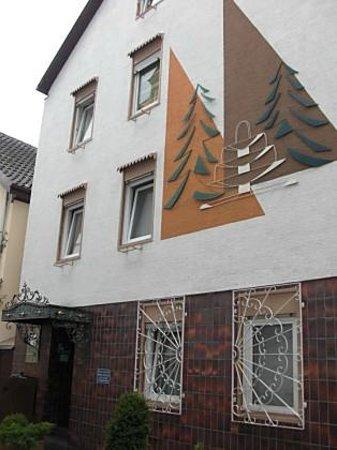 Hotel-Cafe Löhr: ゲストハウス概観