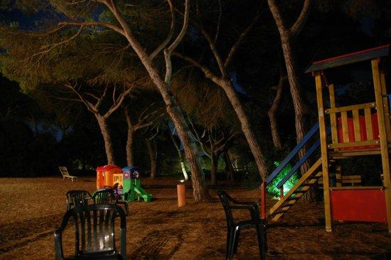 Residence Pineta: Parte del parco giochi
