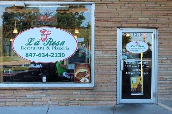 La Rosa Restaurant & Pizzeria