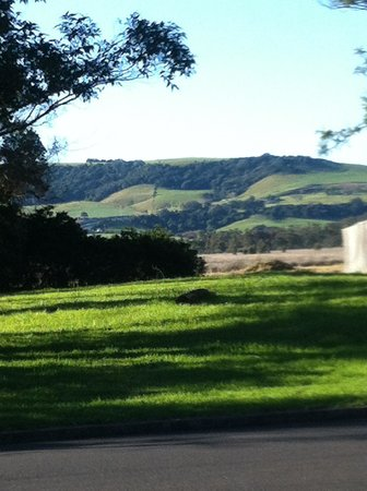Mercure Gerringong Resort: the view