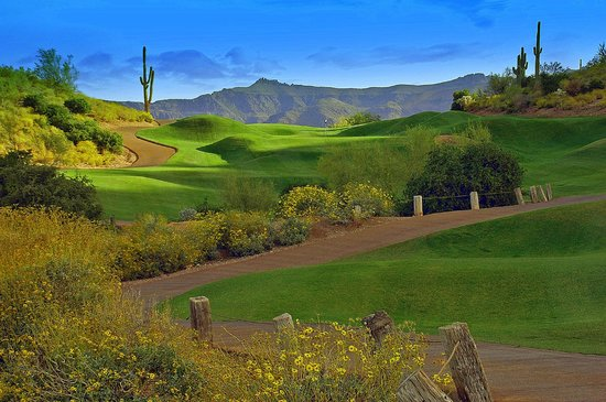 ‪Gold Canyon Resort - Dinosaur Mountain Golf Course‬